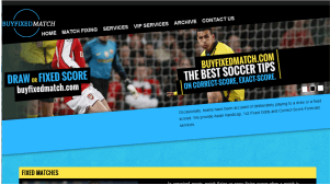 Buy Fixed Football Matches, Fixed Match Betting Tips