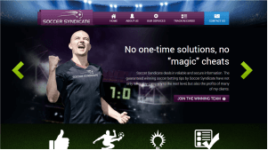 Soccer Betting Syndicate