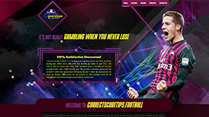 Football Correct Score Tips