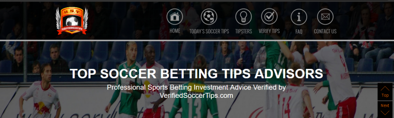 VerifiedSoccerTips Helps Bettors Find The Most Successful Tipsters In The Area Of Sports Betting