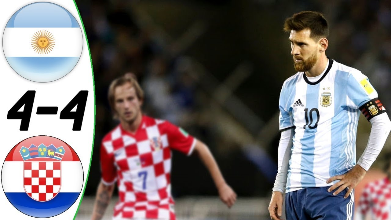 Argentina Vs Croatia Soccer Prediction Site