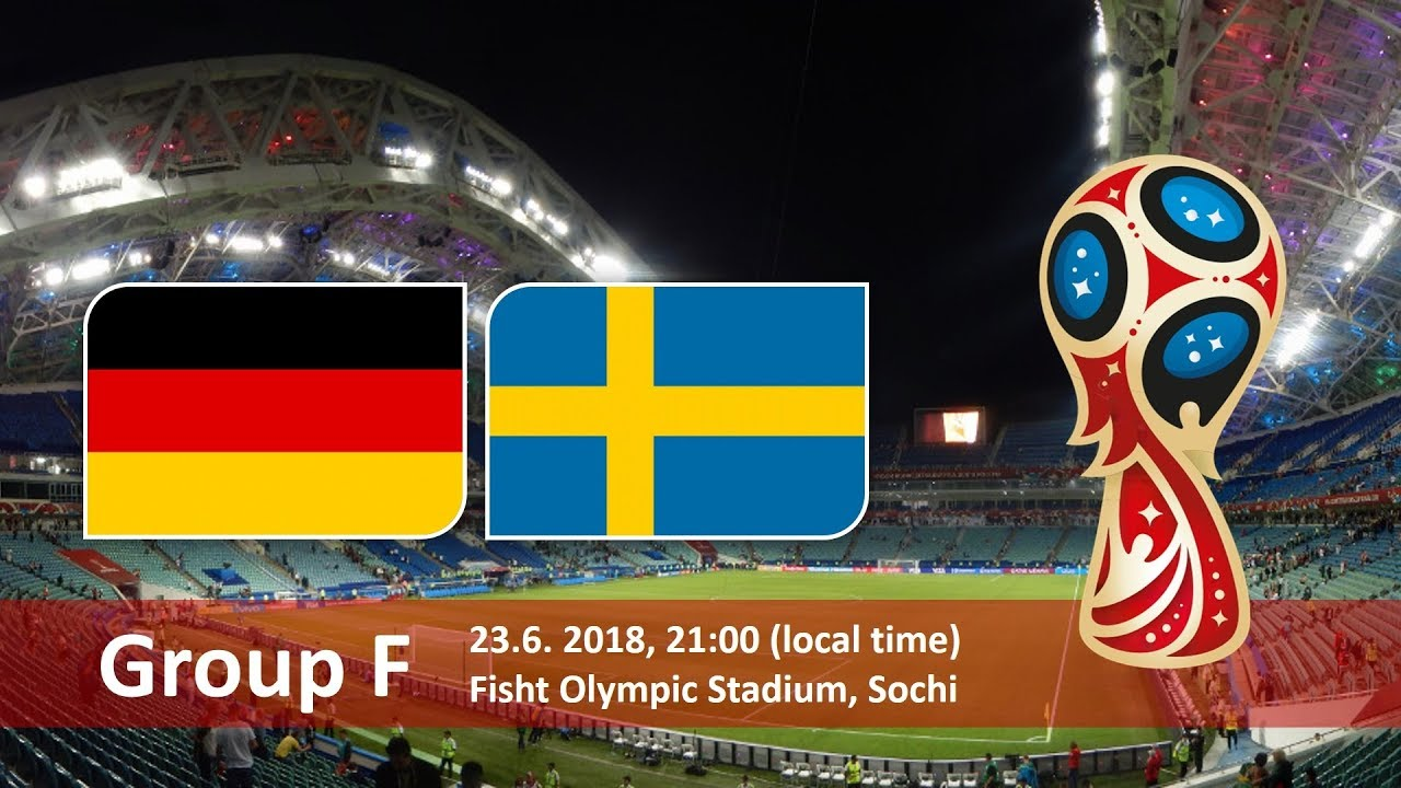Germany Vs Sweden Betting Odds, World Cup 2018