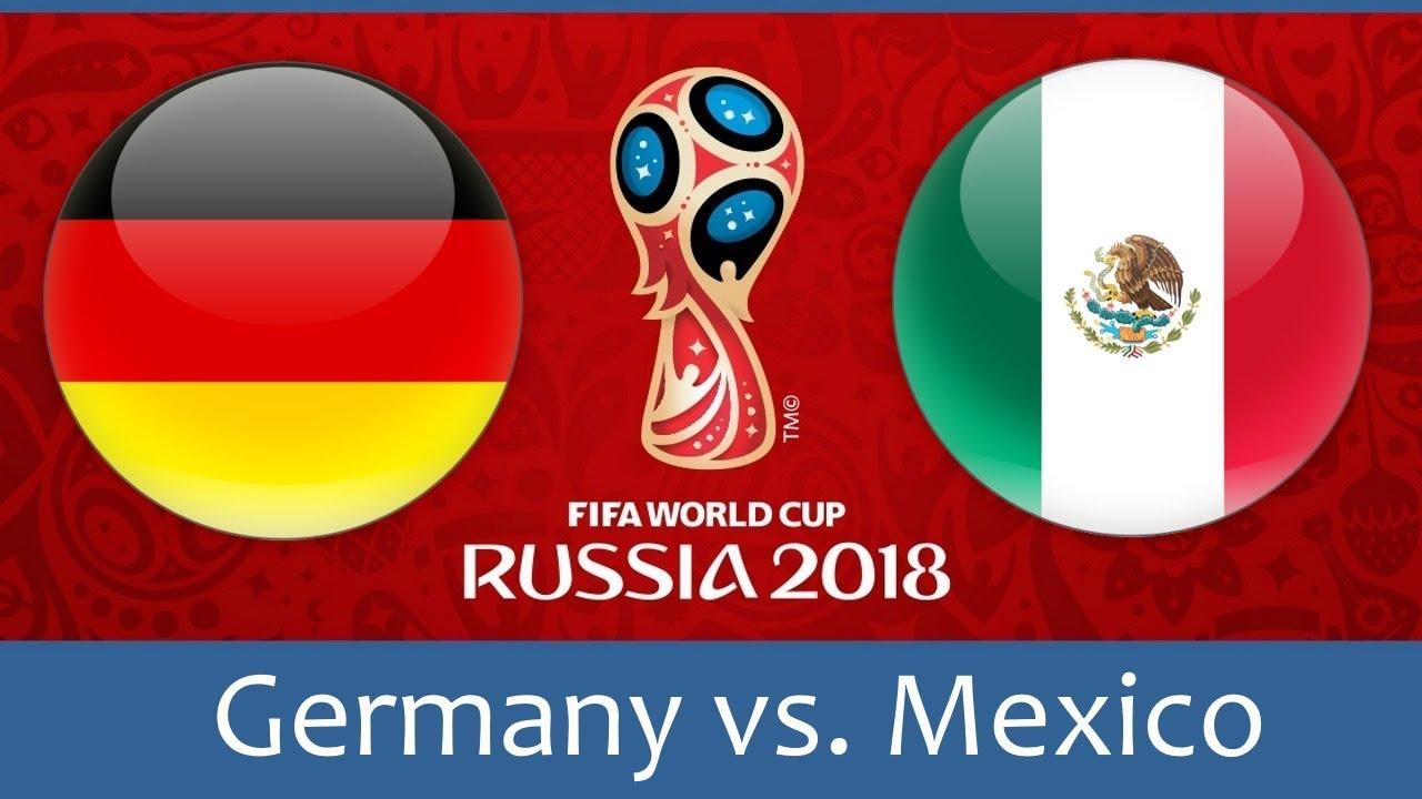 Germany Vs Mexico Winner Betting Odds & Prediction