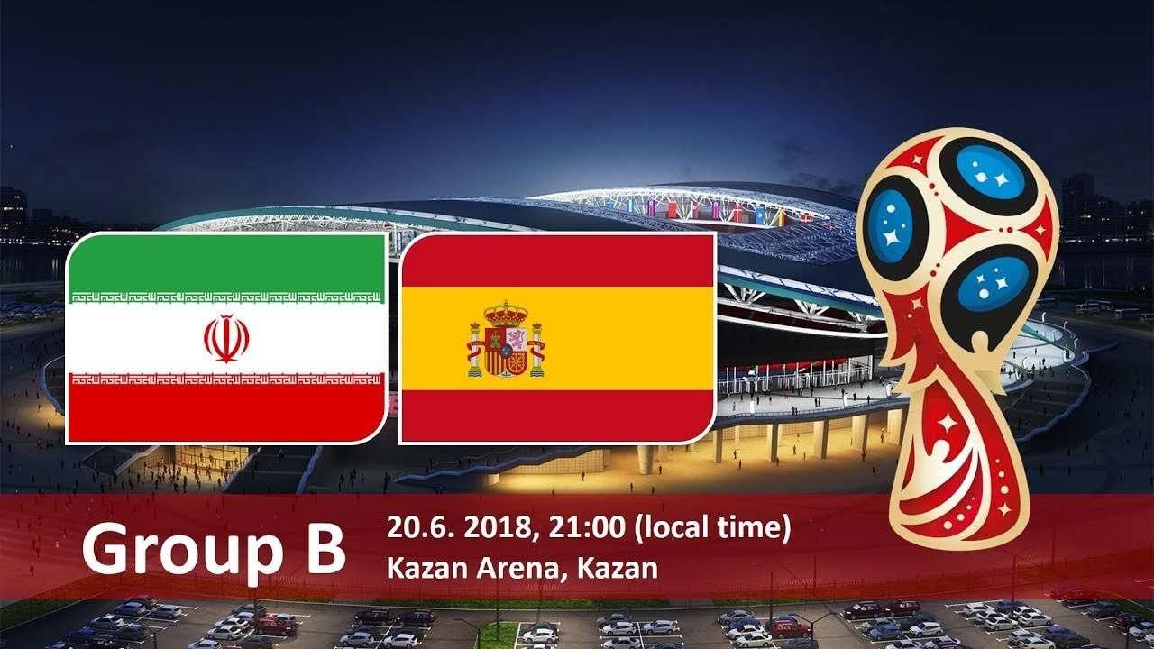 Iran Vs Spain Soccer Betting Tips & Odds