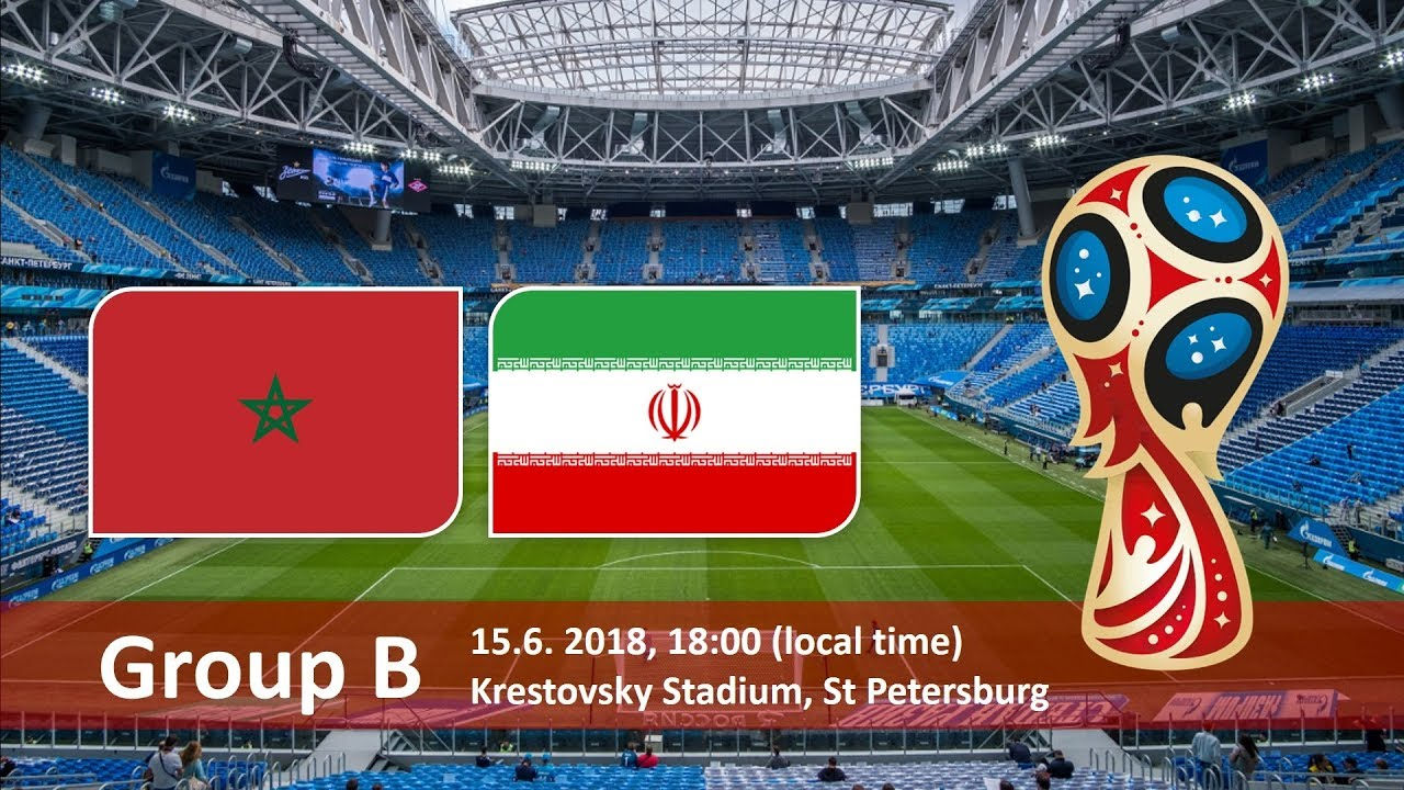 Morocco Vs Iran Arabia FIFA World Cup 2018 Betting Tips & Prediction