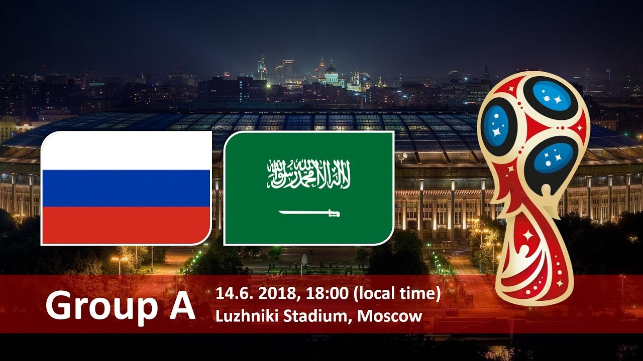 Russia Vs Saudi Arabia Betting Odds