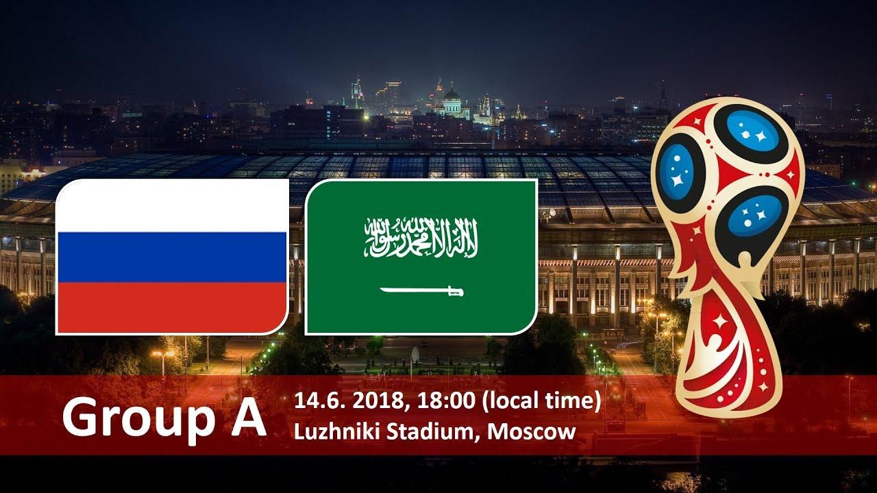 Russia Vs Saudi Arabia Betting Odds