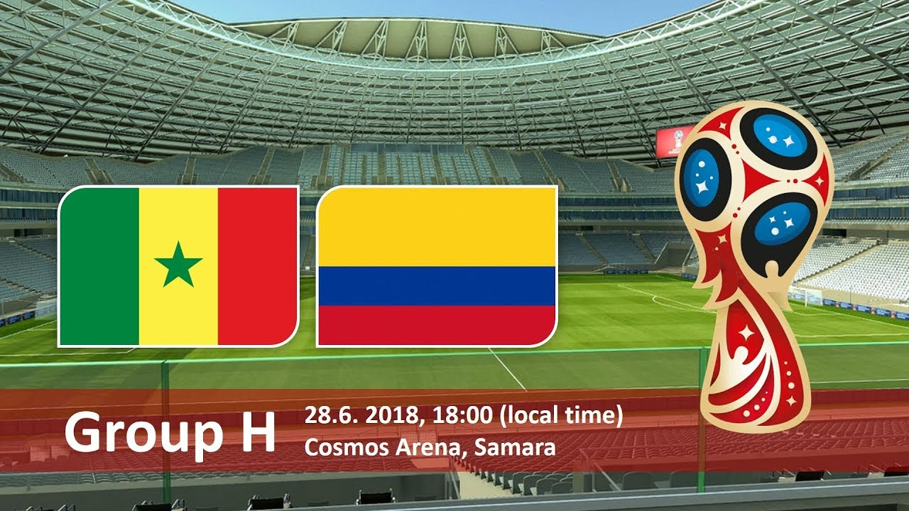 Senegal Vs Columbia Soccer Betting Odds