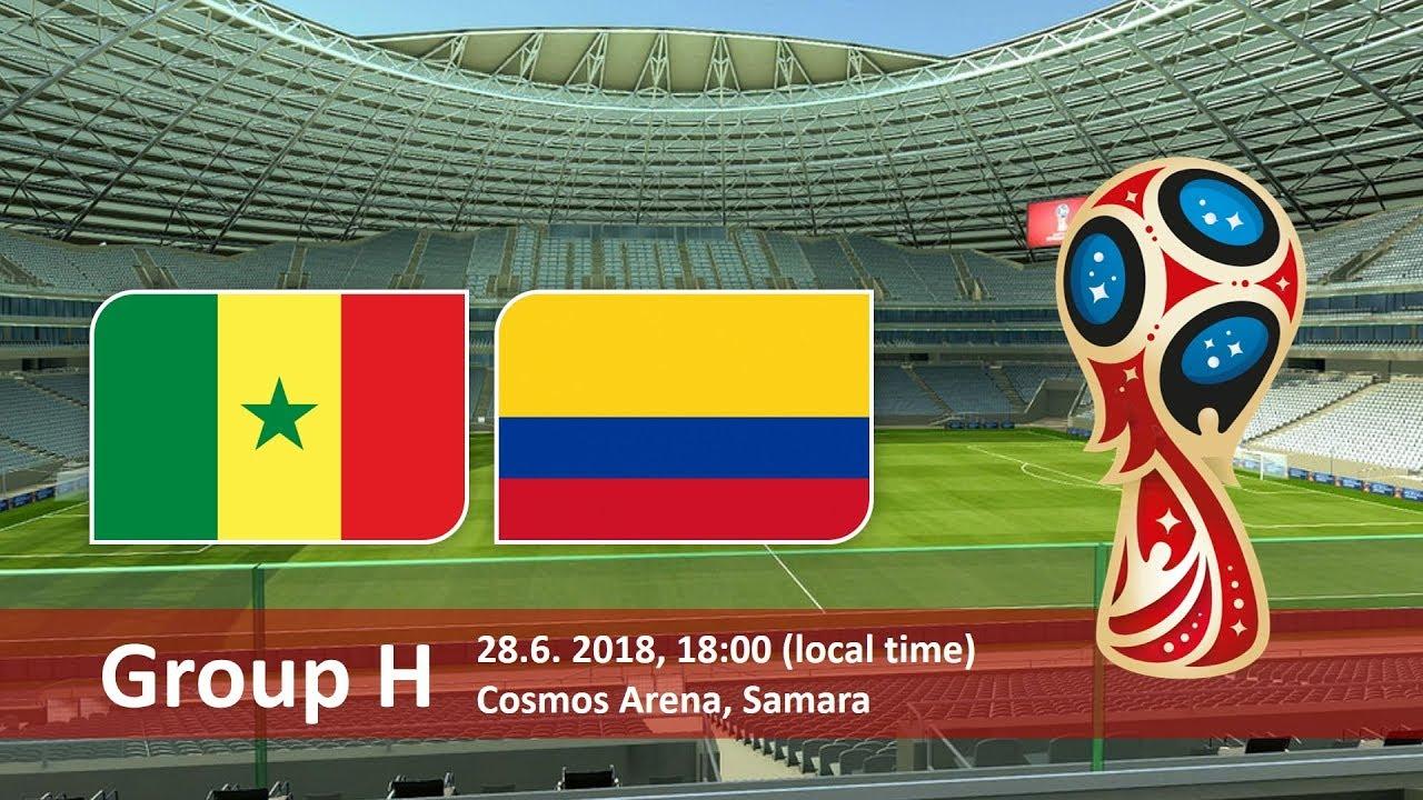 Senegal Vs Columbia Soccer Betting Odds