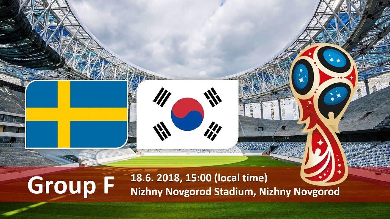 Sweden Vs South Korea Soccer Betting Tips & Odds