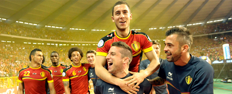 Belgium Vs Tunisia Betting Odds to win