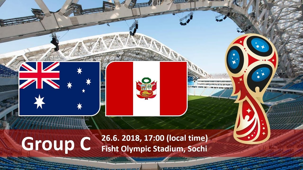 Bet on Australia Vs Peru Match