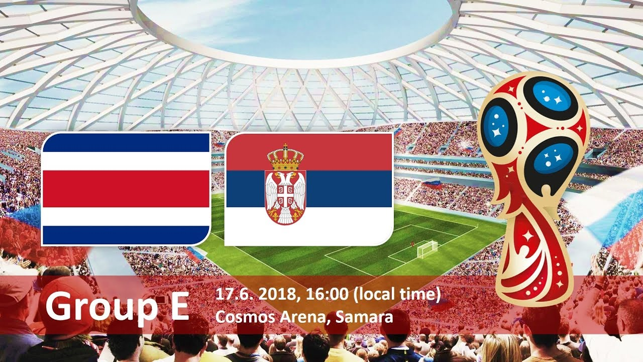 Costa Rica Vs Serbia Accurate Betting Tips & Odds
