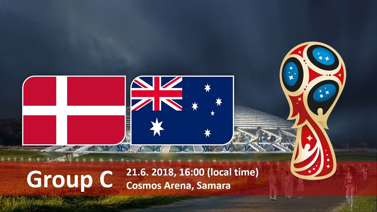 Denmark Vs Australia Soccer Betting Tips & Odds