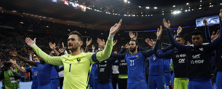 France Vs Peru Betting Odds to win