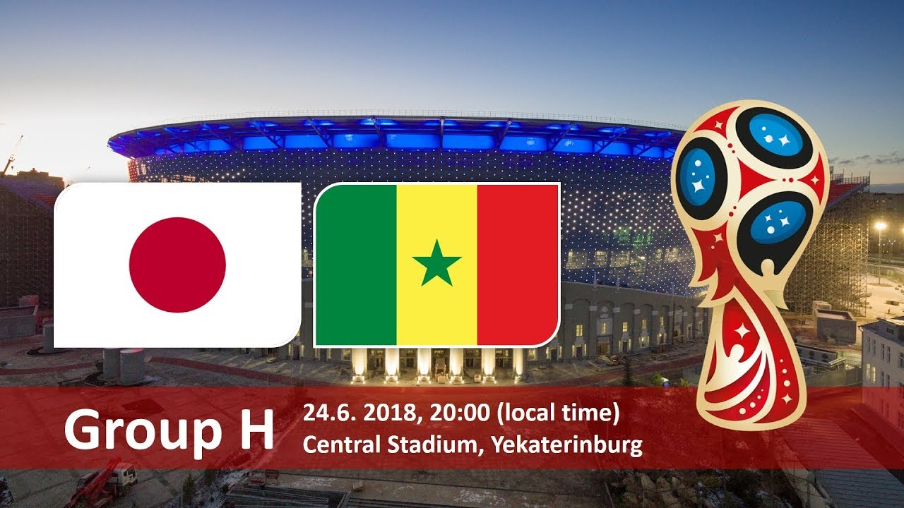 Japan Vs Senegal FIFA 2018 Betting Odds & Tips