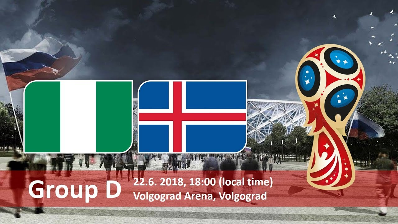 Nigeria Vs Iceland FIFA 2018 Betting Tipster Site