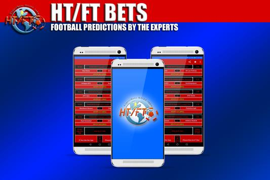ft and ht football prediction